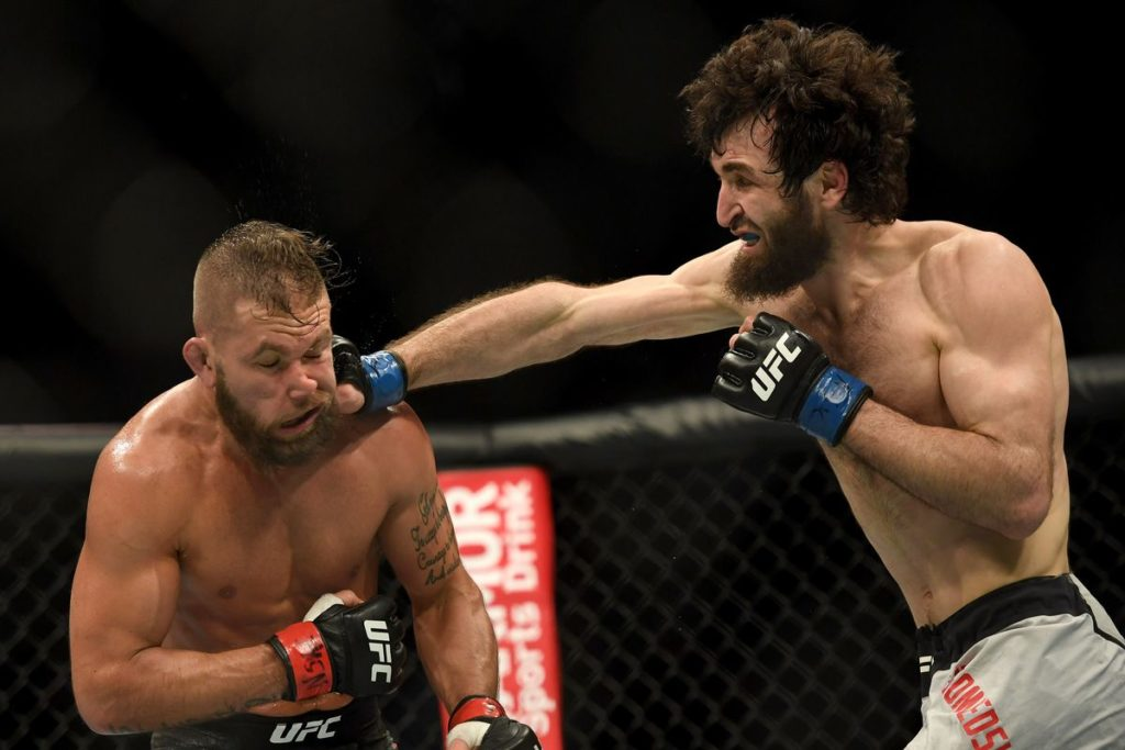 UFC Moscow Odds, Gambling Preview and Best Bets