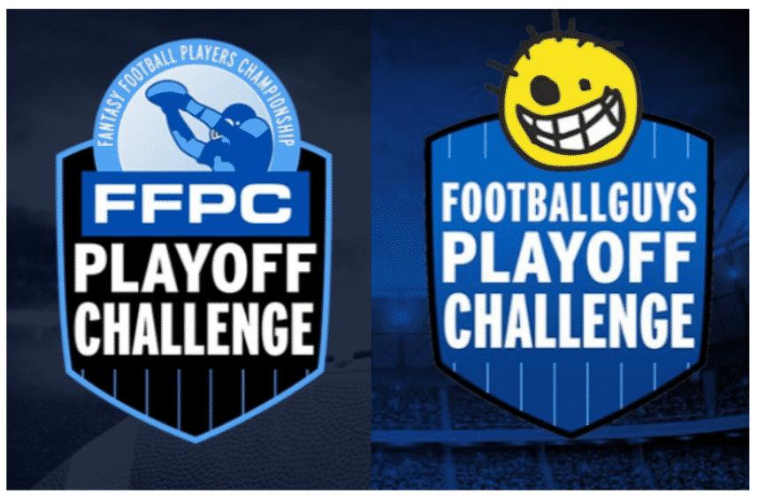 FFPC & Footballguys Playoff Challenge - Lineup Building Tool