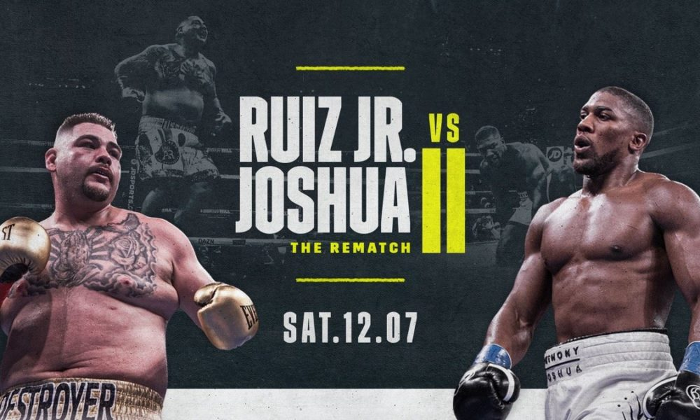 Andy Ruiz vs Anthony Joshua 2 | The Fight Show (Ep. 16)