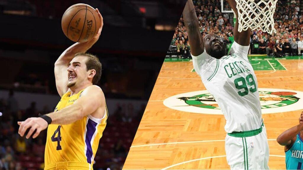 Alex Caruso Vs Tacko Fall Dunk Contest + NBA Picks w/ Pat Barker | NBA Odds Pod (Ep. 12)