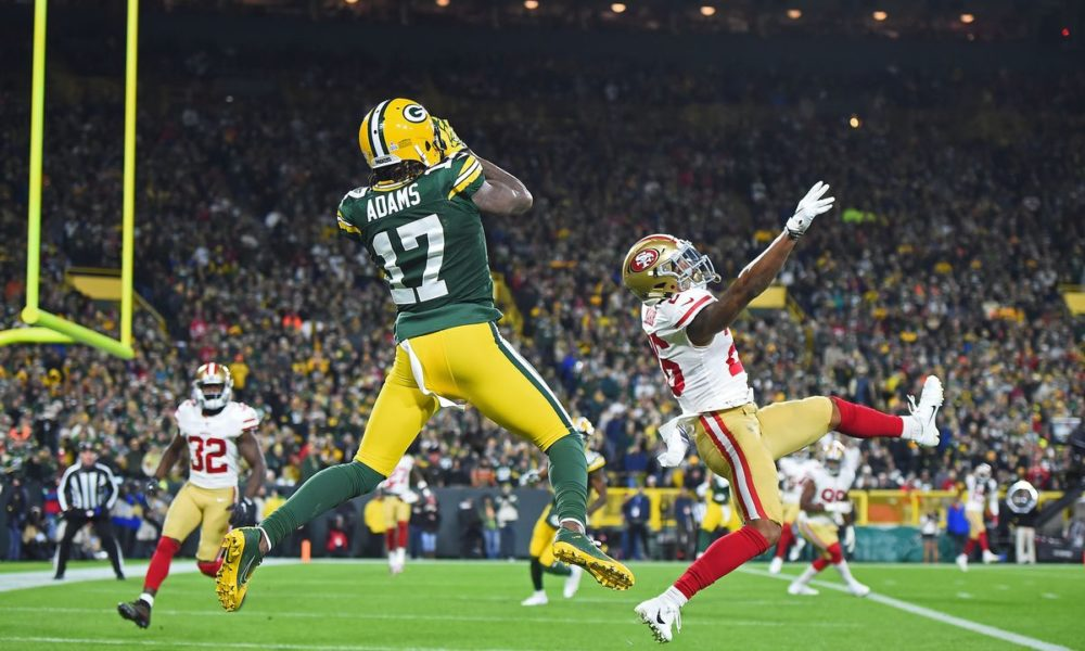 NFL Playoffs NFC Conference Championship DraftKings Showdown Picks: GB at SF (Sunday, Jan 19)