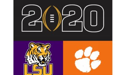 College Football Championship 2020: Showdown Lineup for Clemson vs. LSU