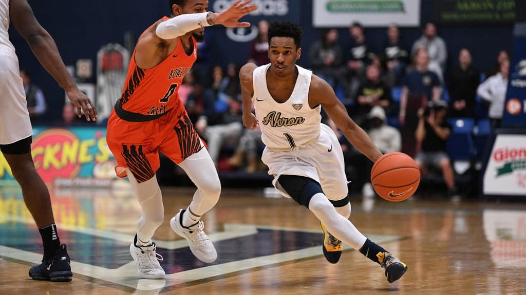 Akron Basketball