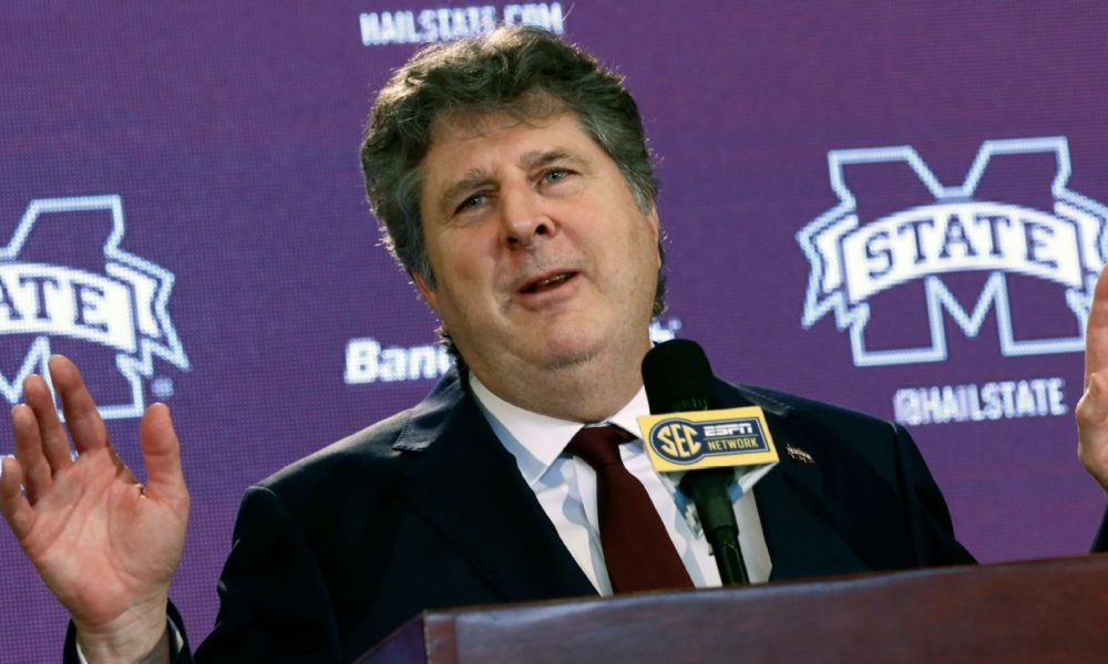 Mike Leach Ranks All The SEC Mascots [VIDEO]