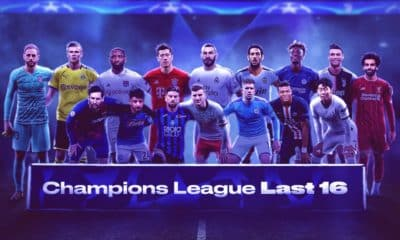 Champions League Picks - Round of 16 First Legs   The EPL Show (Ep. 155)