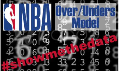 NBA Over/Unders Model Breakdown