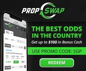 bet with prop swap