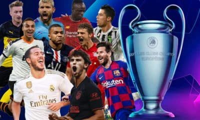 Champions League Futures + Round of 16 Outrights   The EPL Show (Ep. 153)