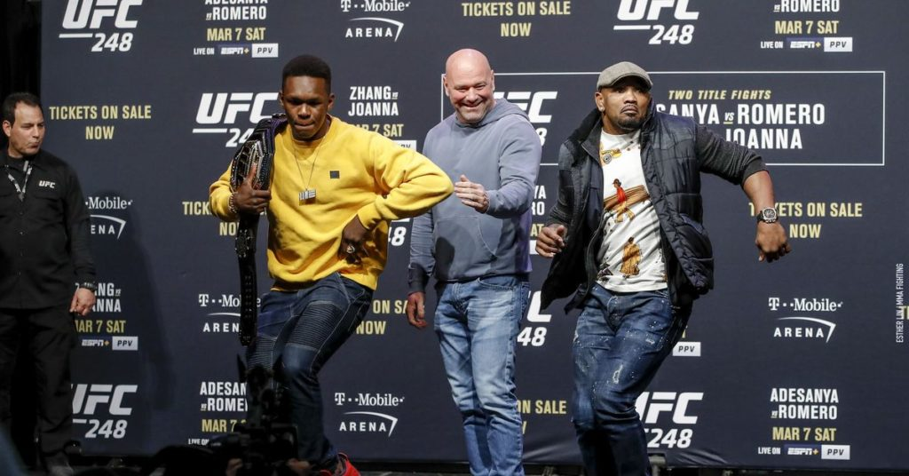 UFC 248 Picks: Odds, Preview, Underdog and LOCK