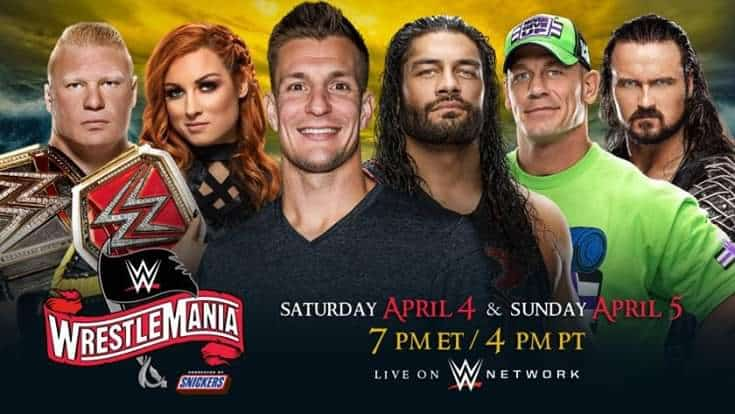 WrestleMania 36 Preview | The Fight Show (Ep. 21)