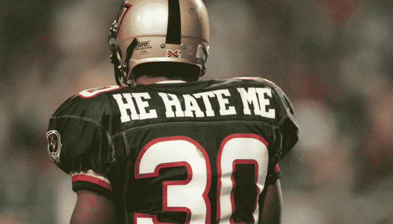 "XFL Awards 2020: First Annual ""He Hate Mes"""