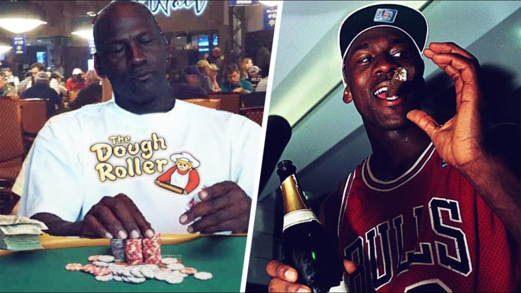 Michael Jordan's Worst 5 Gambling Losses - Sports Gambling Podcast