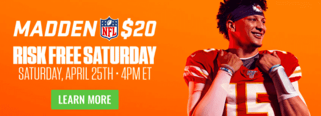 Madden $20 Free Play