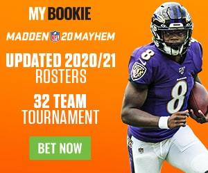 Madden Simulation Betting