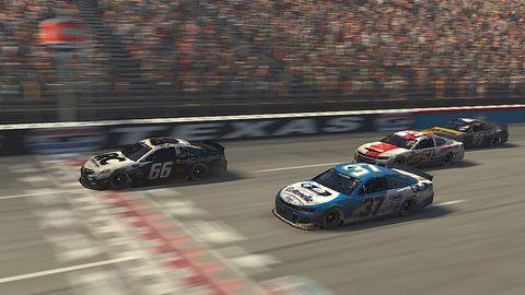 DraftKings eNASCAR Picks & Fades 4/5 : Virtual Bristol Motor Speedway