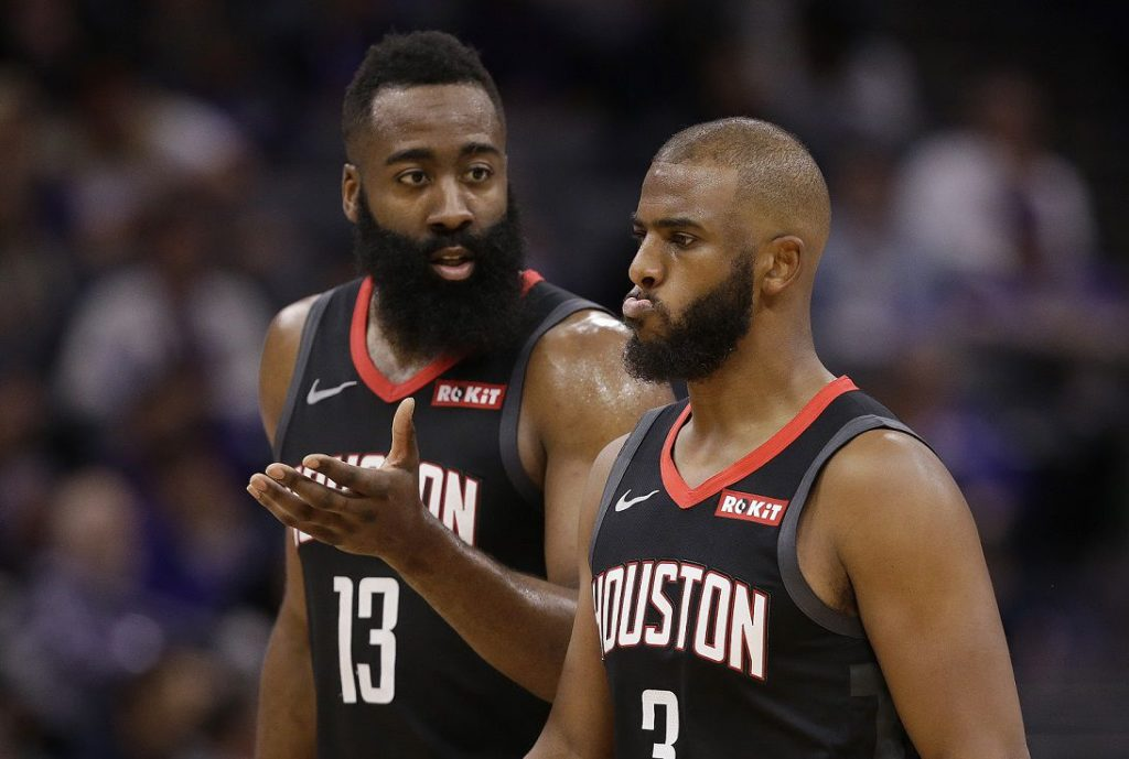 5 NBA Players James Harden Hates