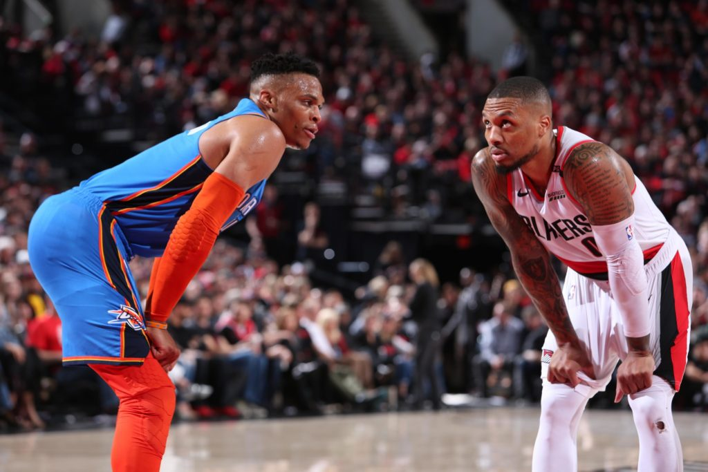 5 NBA Players Russell Westbrook Hates