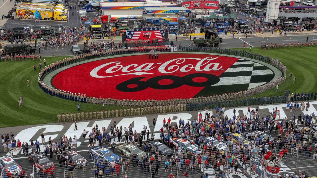 NASCAR Fantasy Picks: Coca Cola 600 Preview + DFS Plays