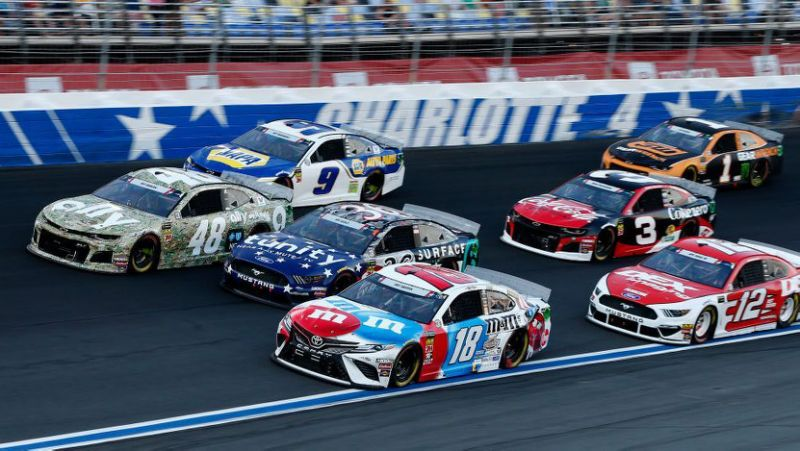 nascar returns last dance finale