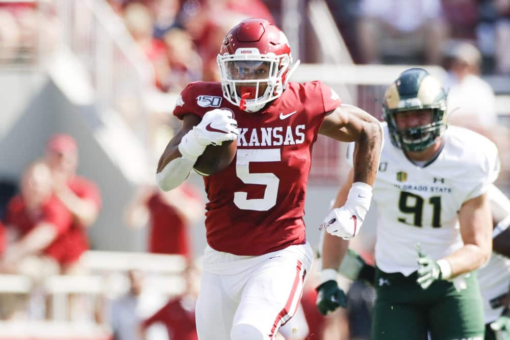 Arkansas Razorbacks - College Football 2020 Preview | The College Experience
