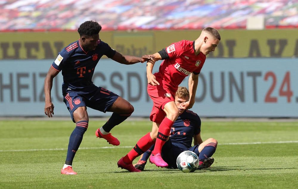 Leverkusen v Bayern 060620
