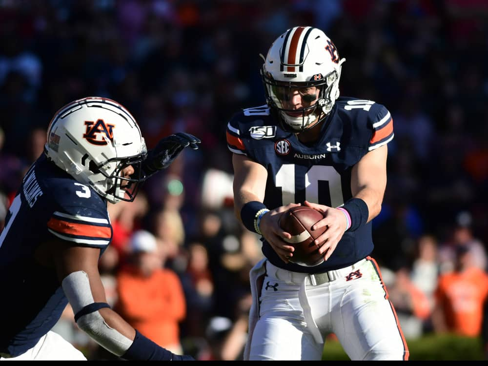 Auburn Tigers - College Football 2020 Season Preview | The College Experience
