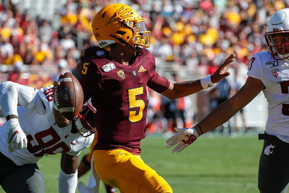 Arizona State Sun Devils - College Football 2020 Season Preview   The College Experience (Ep. 191)