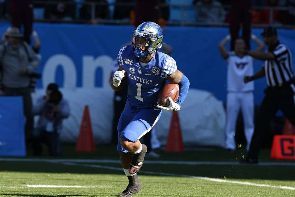 6 Fantasy Football Red Flags For Dynasty Rookie Drafts