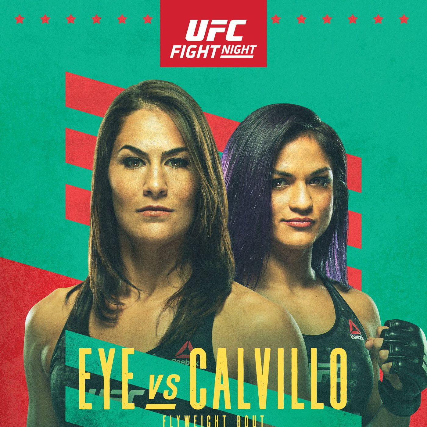 UFC Fight Night: Eye vs Calvillo: Odds, Previews & Picks for Every Fight