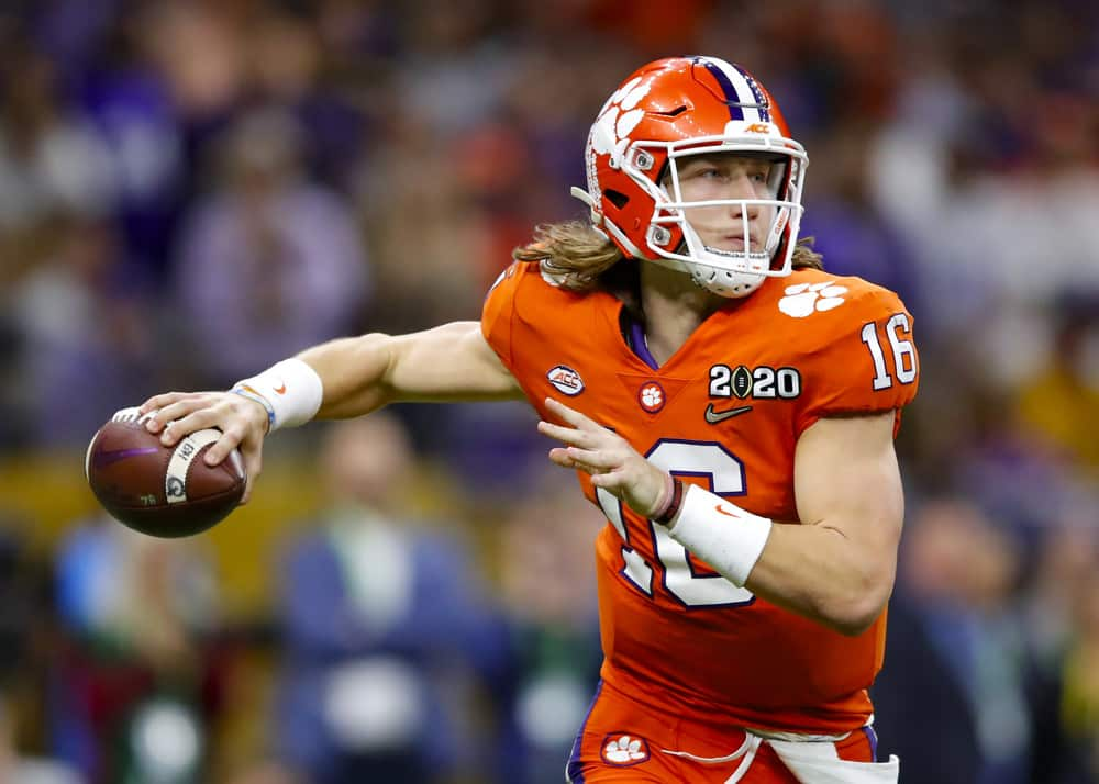 op 25 College Football Quarterbacks for 2020