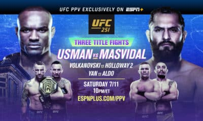 UFC 251 Preview | The Fight Show (Ep. 25)