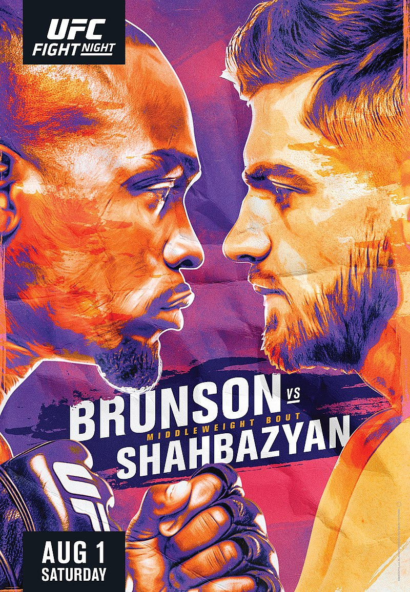 UFC Fight Night: Brunson vs Shahbazyan Preview – Fight Island Odds and Picks for Every Fight