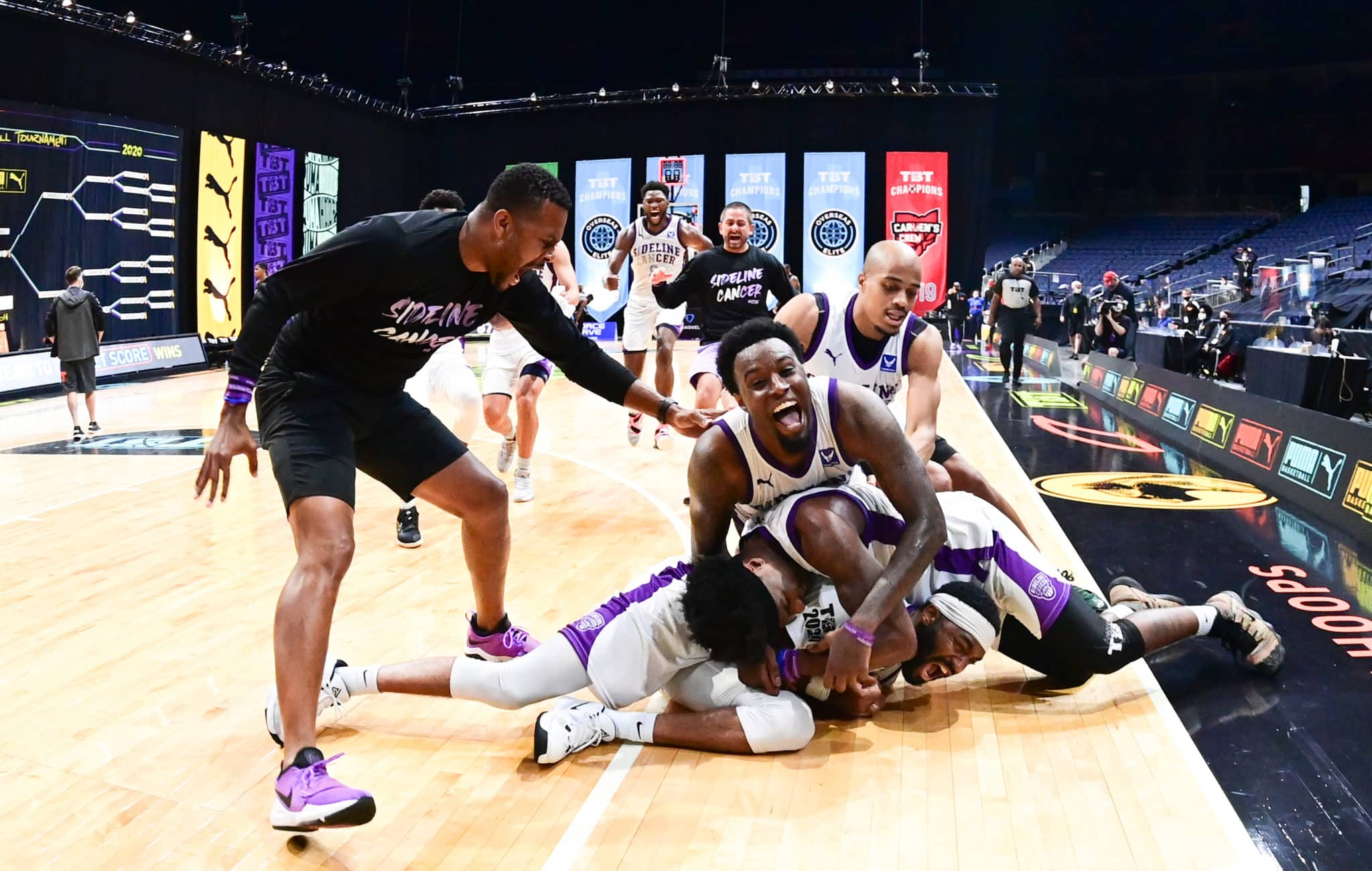 TBT Daily Odds and Picks: The Basketball Tournament Championship Game Lines (July 14)