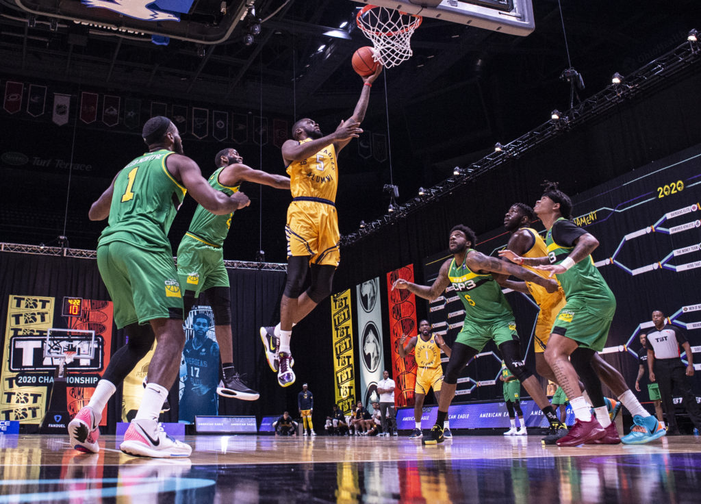 The Basketball Tournament Daily Lines and Championship Odds: TBT Odds and Picks for July 10