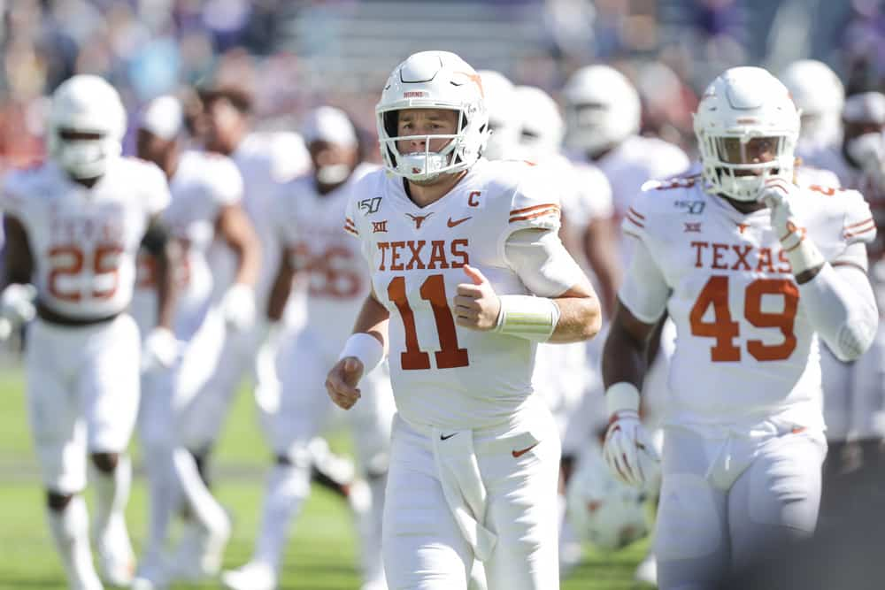 Texas Longhorns - College Football 2020 Season Preview | The College Experience (Ep. 244)