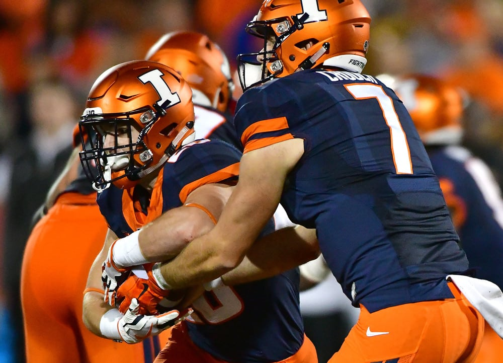Illinois Fighting Illini - College Football 2020 Season Preview - The College Experience (Ep. 204)