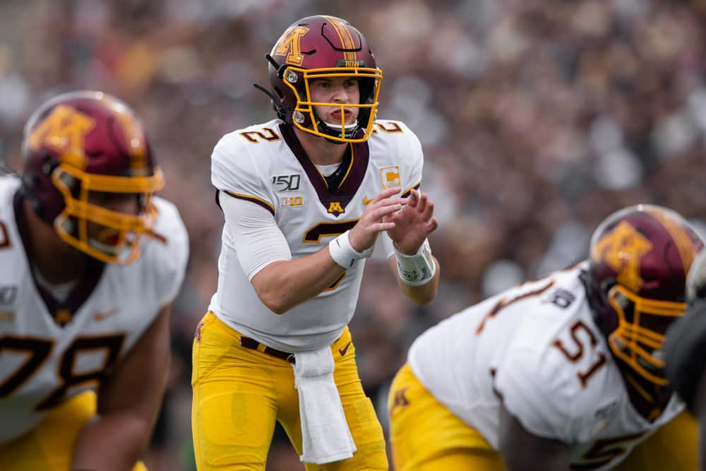 Minnesota Golden Gophers - College Football 2020 Season Preview | The College Experience (Ep. 217)