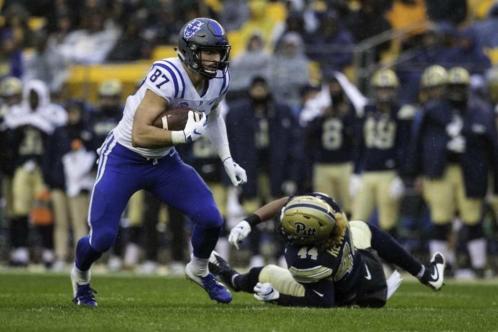 Duke Blue Devils - College Football 2020 Season Preview   The College Experience (Ep. 199)