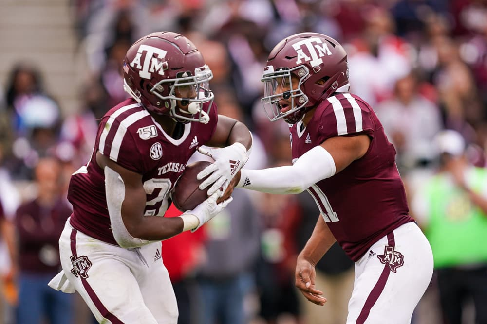 Texas A&M Aggies - College Football 2020 Season Preview | The College Experience (Ep. 245)