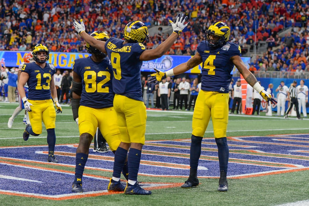 Michigan Wolverines - College Football 2020 Season Preview | The College Experience (Ep. 215)