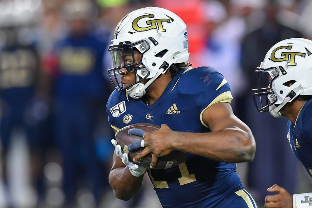 Georgia Tech Yellow Jackets - College Football 2020 Season Preview | The College Experience (Ep. 203)