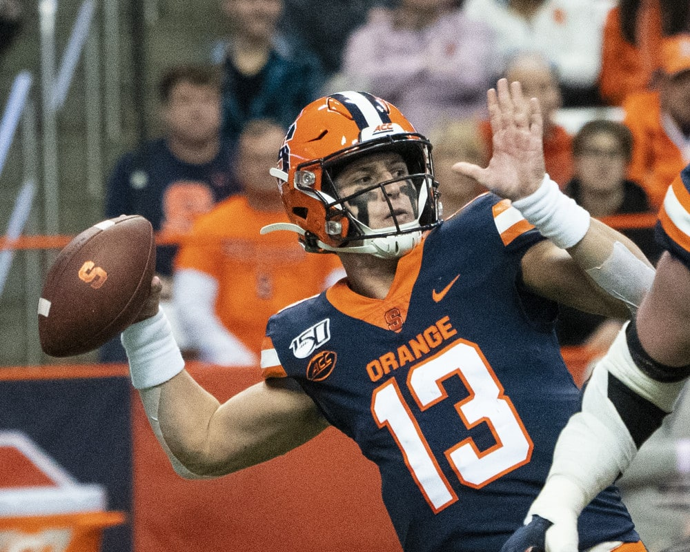 Syracuse Orangemen - College Football 2020 Season Preview | The College Experience (Ep. 241)