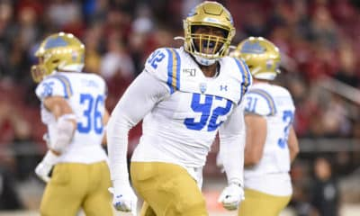 Osa Odighizuwa UCLA Bruins Football