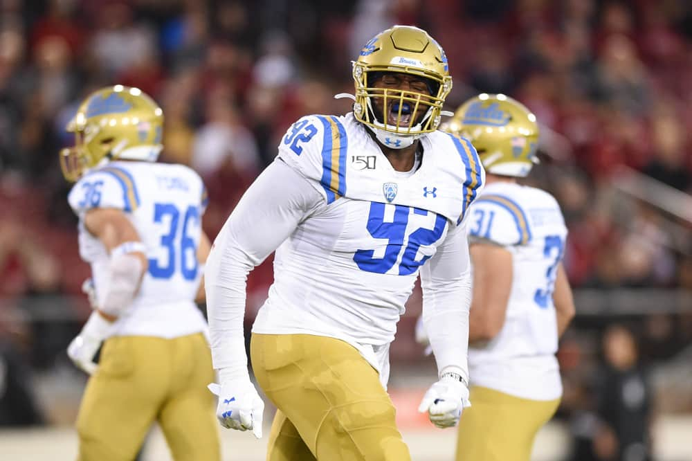 UCLA Bruins - College Football 2020 Season Preview | The College Experience (Ep. 242)