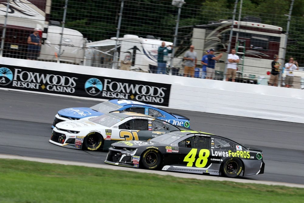 NASCAR Fantasy Picks: Foxwoods Resort Casino 301 DFS Picks for DraftKings