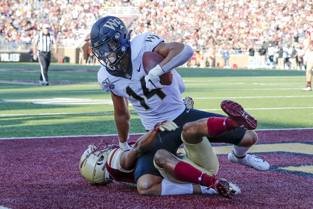 Wake Forest Demon Deacons - College Football 2020 Season Preview   The College Experience (Ep. 251)
