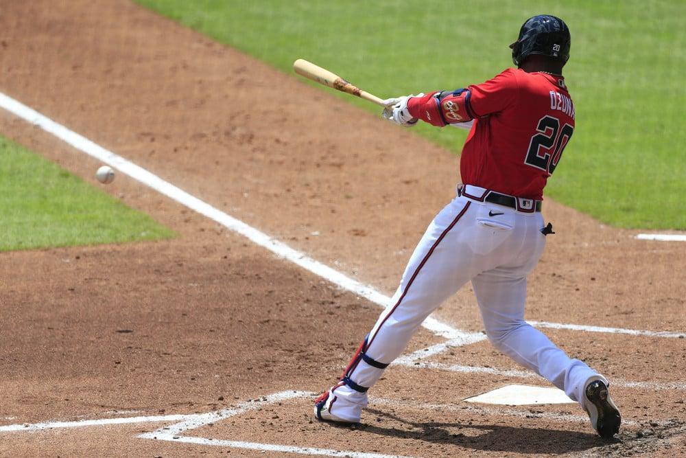 MLB DFS Plays - Tue 4/8 - Thu 6/8