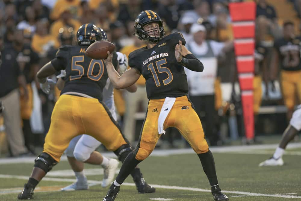 South Alabama vs Southern Miss Preview   The College Experience (Ep. 260)