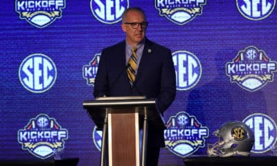 SEC Conference-Only Schedule Released - Are They Playing To The Favorites?