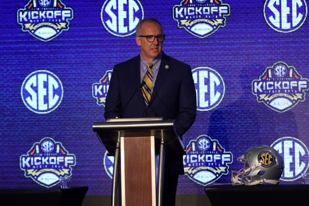 SEC Conference Schedule Released - Are They Playing To The Favorites?